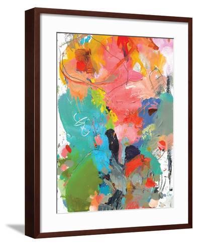 Pear-Niya Christine-Framed Art Print