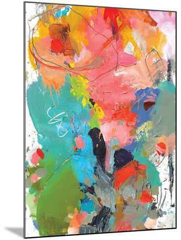 Pear-Niya Christine-Mounted Art Print