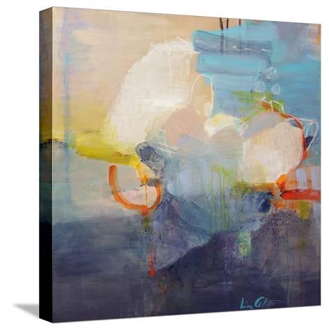 Above the Clouds-Lina Alattar-Stretched Canvas Print