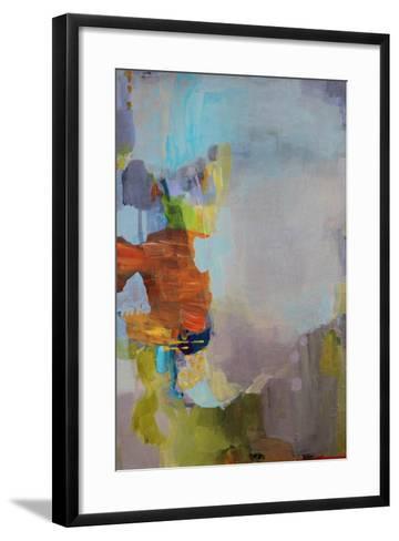 By the Sea-Lina Alattar-Framed Art Print