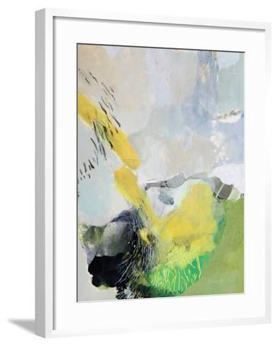 Deeper than Thought-Lina Alattar-Framed Art Print