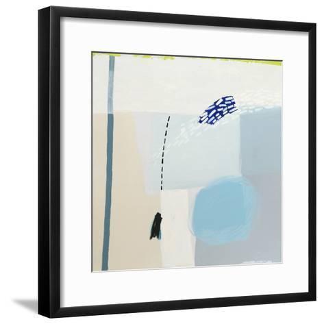 Blues-Aliza Cohen-Framed Art Print
