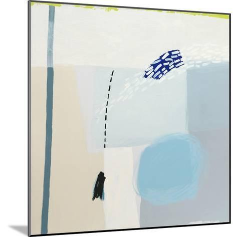 Blues-Aliza Cohen-Mounted Art Print