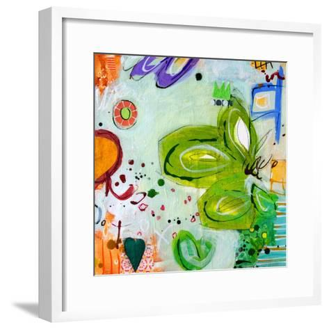 Ms. Alice & Peep's Long Story No.10-Gina Cochran-Framed Art Print