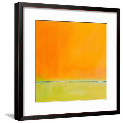 Here and Now-Peter Crane-Framed Art Print
