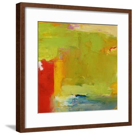 A Touch of Blue-Mark Dickson-Framed Art Print
