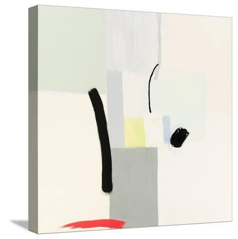 Interruptions-Aliza Cohen-Stretched Canvas Print