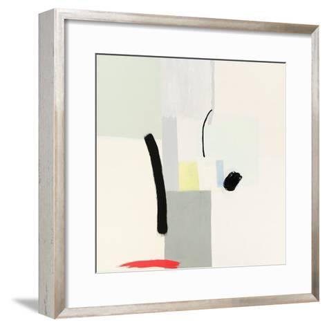 Interruptions-Aliza Cohen-Framed Art Print