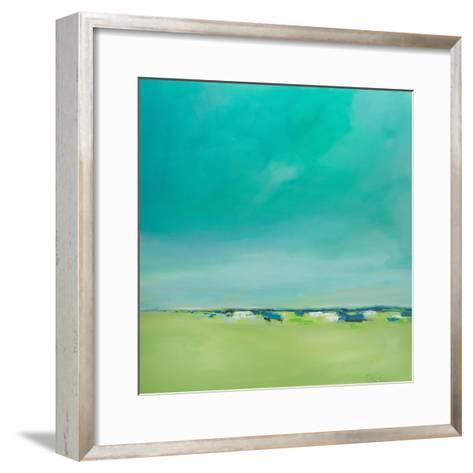 Free and Clear-Peter Crane-Framed Art Print