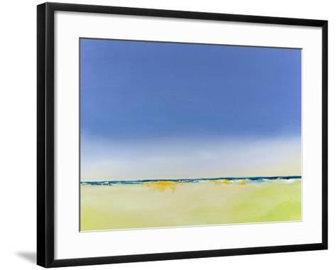 Quiet and Alone-Peter Crane-Framed Art Print