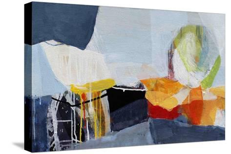 Story Teller-Lina Alattar-Stretched Canvas Print