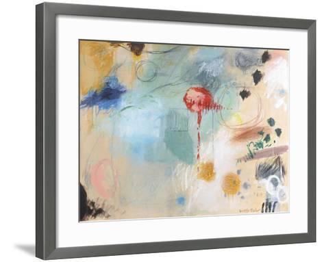 Red Light-Kyoko Fischer-Framed Art Print