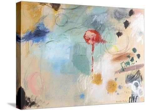 Red Light-Kyoko Fischer-Stretched Canvas Print