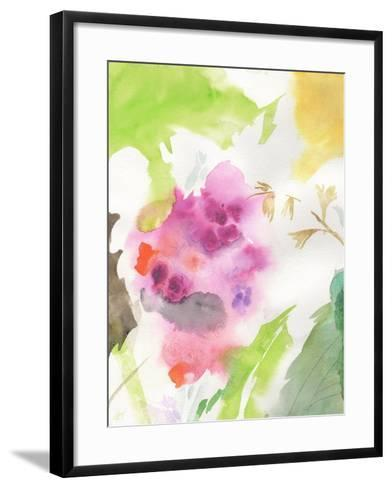 Fusion No. 1-Sheila Golden-Framed Art Print