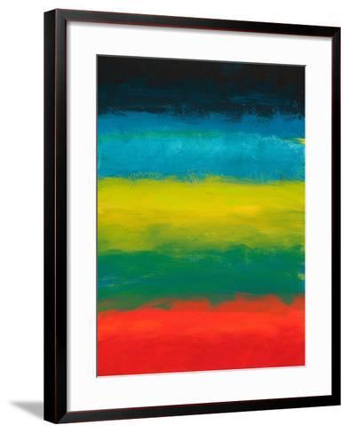 Night Coast Two-Jan Weiss-Framed Art Print
