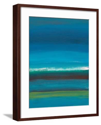 Night Coast One-Jan Weiss-Framed Art Print