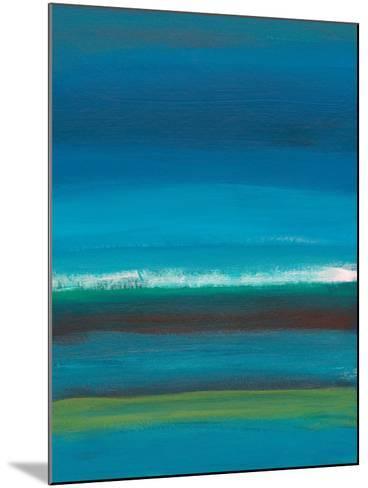 Night Coast One-Jan Weiss-Mounted Art Print