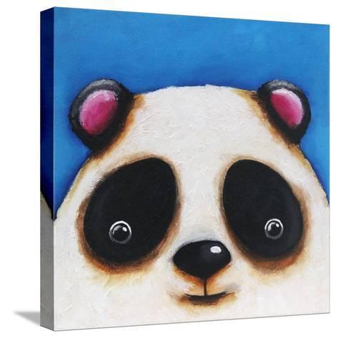 The Panda Bear-Lucia Stewart-Stretched Canvas Print