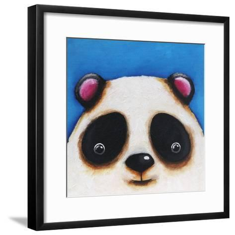 The Panda Bear-Lucia Stewart-Framed Art Print