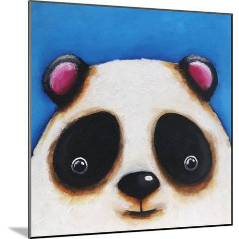 The Panda Bear-Lucia Stewart-Mounted Art Print