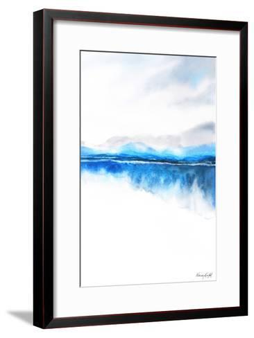 Among the Clouds-Nancy Knight-Framed Art Print