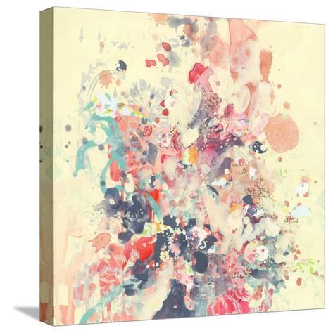 Cream III-Kathryn Neale-Stretched Canvas Print