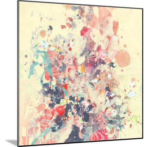 Cream III-Kathryn Neale-Mounted Art Print