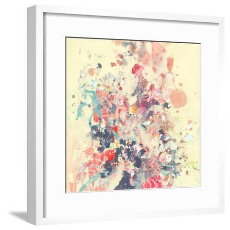 Cream III-Kathryn Neale-Framed Art Print