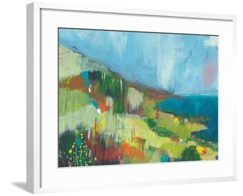 Pacific Coast-Jan Weiss-Framed Art Print