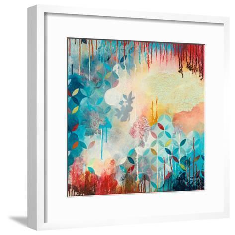 Tranquil Eden 2-Heather Noel Robinson-Framed Art Print