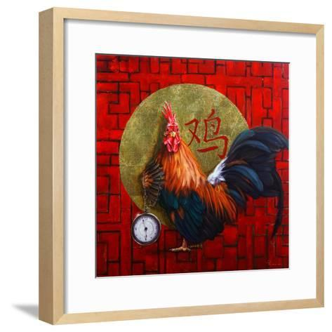 Keeper of Time-Lucia Heffernan-Framed Art Print