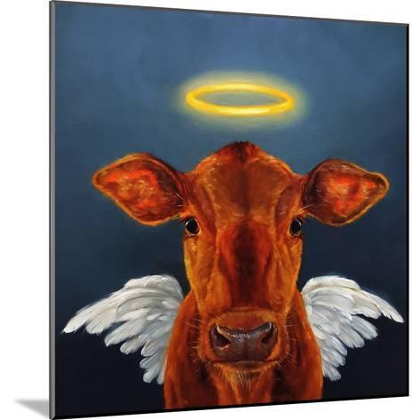Holy Cow-Lucia Heffernan-Mounted Art Print