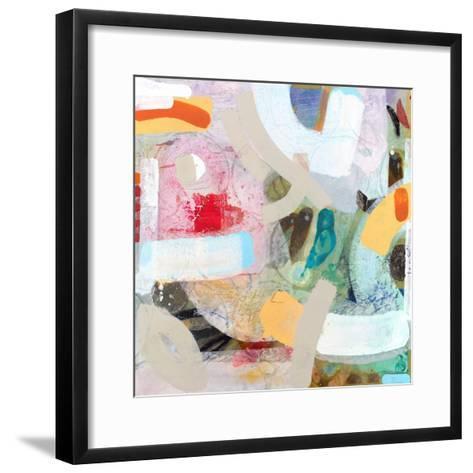Changed My Mind 4-Aleah Koury-Framed Art Print