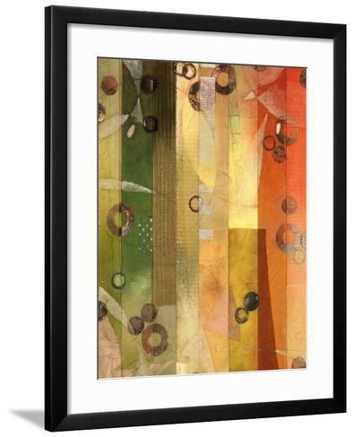 Of This World No. 10-Aleah Koury-Framed Art Print