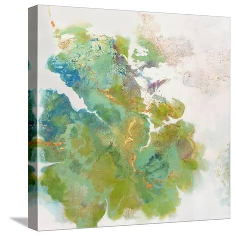 Lichen 1-Elisa Sheehan-Stretched Canvas Print