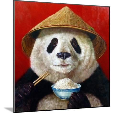 Panda-Lucia Heffernan-Mounted Art Print