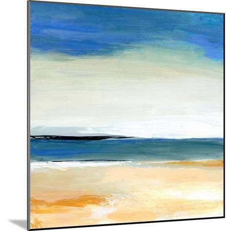Seascape 2-Niki Arden-Mounted Art Print