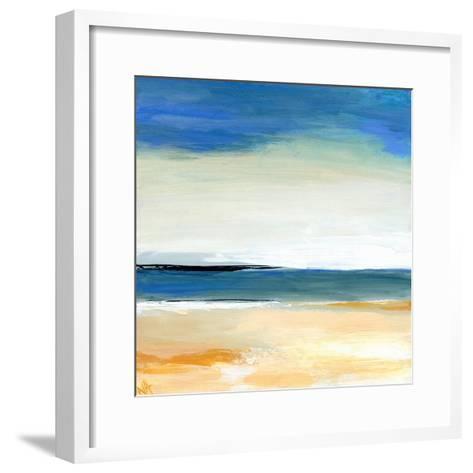 Seascape 2-Niki Arden-Framed Art Print