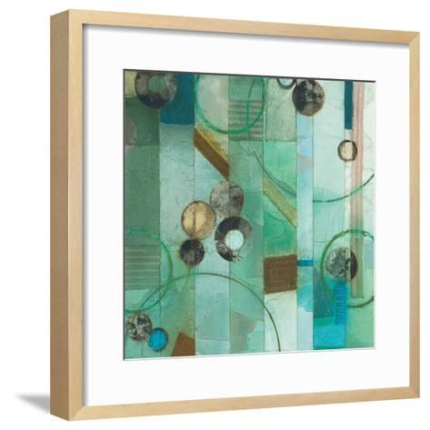 Of This World No. 17-Aleah Koury-Framed Art Print