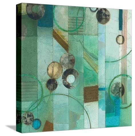 Of This World No. 17-Aleah Koury-Stretched Canvas Print