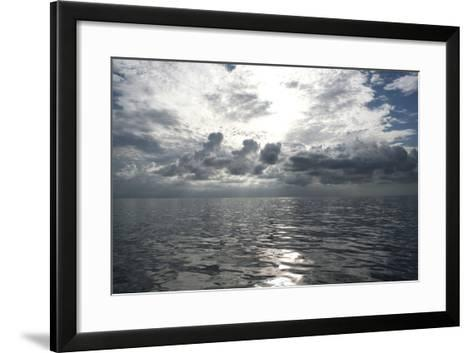 Atlantic Sunrise-Brent Anderson-Framed Art Print