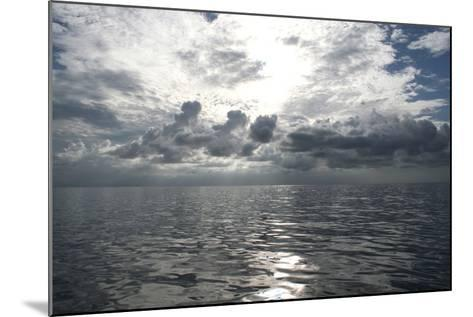 Atlantic Sunrise-Brent Anderson-Mounted Photographic Print