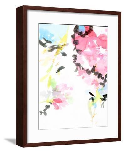 Spring Blossoms 2-Elisa Sheehan-Framed Art Print