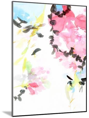 Spring Blossoms 2-Elisa Sheehan-Mounted Art Print