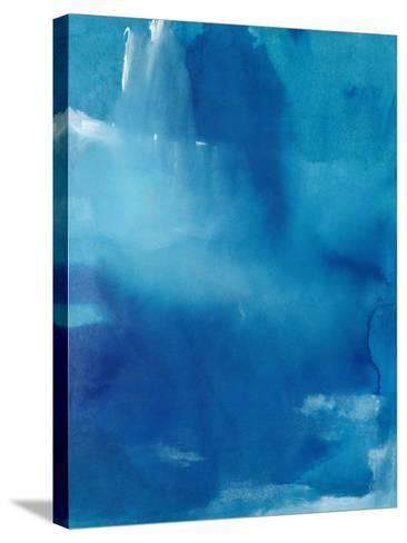 Beyond the Sea-Michelle Oppenheimer-Stretched Canvas Print