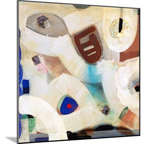 Brain Freeze 1-Aleah Koury-Mounted Art Print