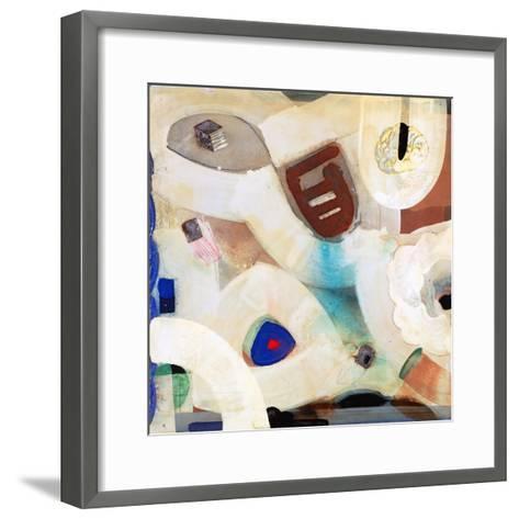 Brain Freeze 1-Aleah Koury-Framed Art Print