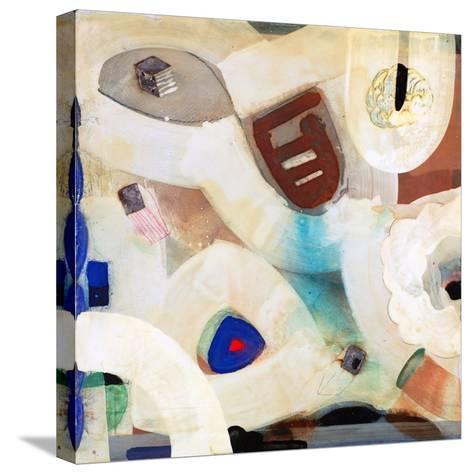 Brain Freeze 1-Aleah Koury-Stretched Canvas Print