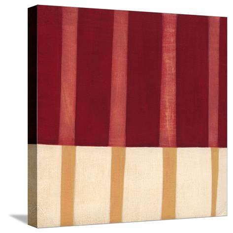Broken Stripes 4-Laura Nugent-Stretched Canvas Print