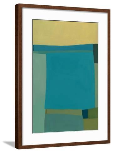 At the Beach III-Tamar Zinn-Framed Art Print
